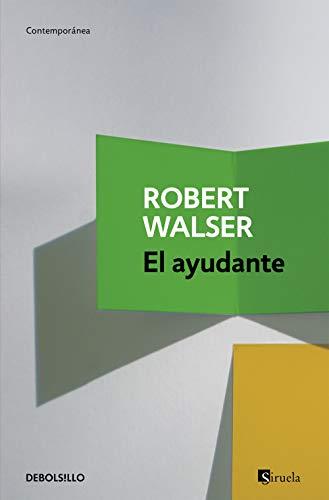 9788499896939: El ayudante (CONTEMPORANEA)