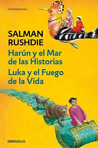 9788499898551: Harún Y El Mar De Las Historias / Luka Y (CONTEMPORANEA)