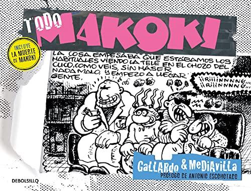9788499898698: Todo Makoki / All Makoki (Spanish Edition)
