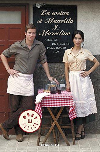9788499898797: La cocina de Manolita y Marcelino / Manolita and Marcelino's Recipes (Spanish Edition)