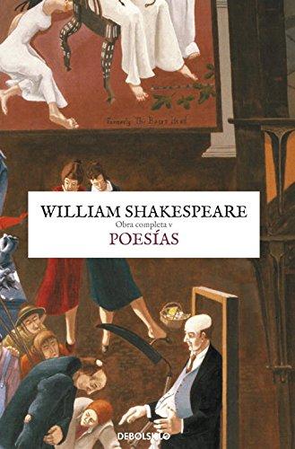 9788499899602: Poesías (Obra completa Shakespeare 5) (CLÁSICA)