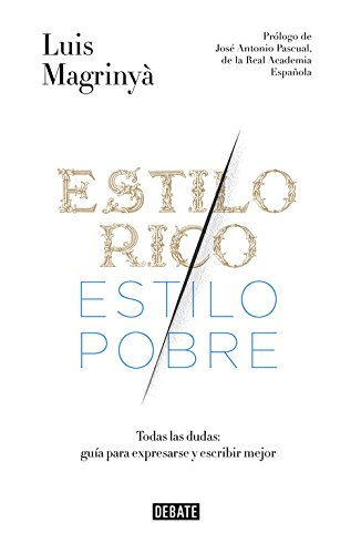 9788499925066: Estilo rico, estilo pobre / Rich style, poor style (Spanish Edition)