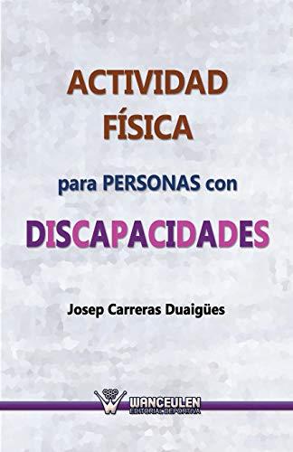 9788499933146: Actividad fÕsica para personas con discapacidades