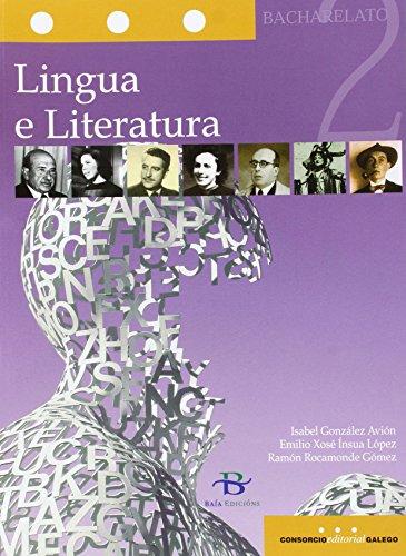 9788499950549: Lingua e literatura 2º Bach. (Libro de texto) - 9788499950549