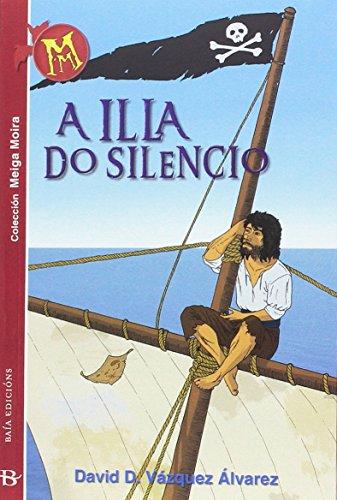 A illa do silencio Meiga moira 30: Vázquez Álvarez, David