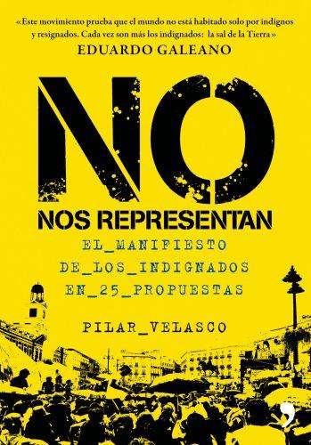 NO NOS REPRESENTAN.TEMAS DE HOY.: Agapea