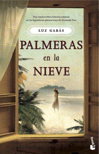 9788499983783: Palmeras en la nieve (Novela y Relatos)
