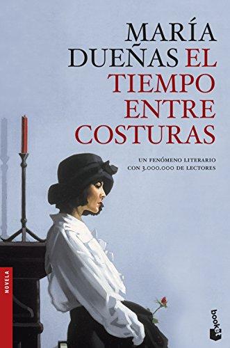 """9788499984186: El tiempo entre costuras (""""""""Booket"""")"""