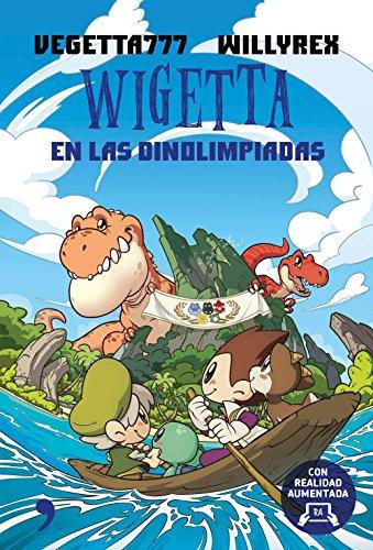 9788499985701: Wigetta en las Dinolimpiadas