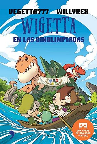 9788499985824: Wigetta Dinolimpiadas + Gafas VR (Fuera de Colección)