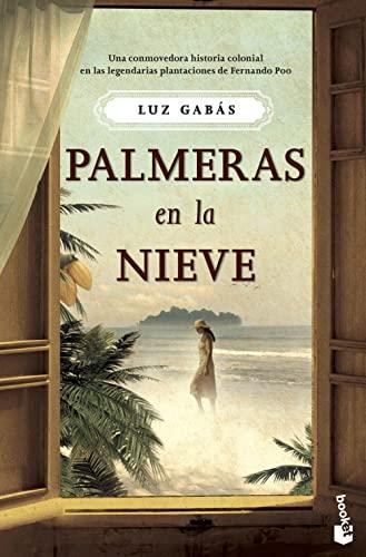 9788499985954: Palmeras en la nieve (Novela y Relatos)