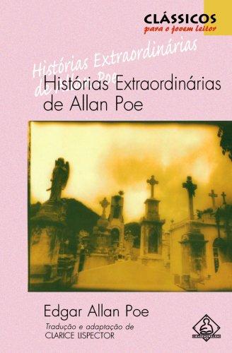 9788500009471: Histórias Extraordinárias de Allan Poe (Portuguese Edition)