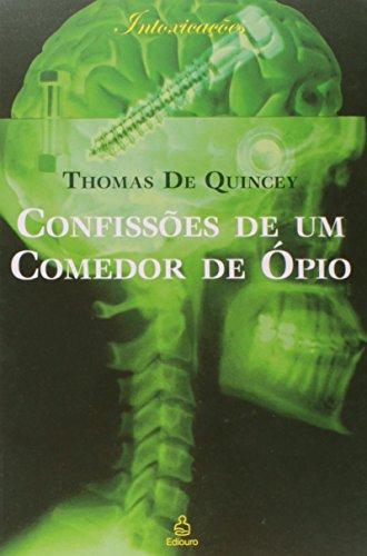 9788500016455: Confissões De Um Comedor De Ópio (Em Portuguese do Brasil)