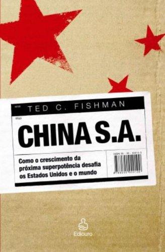9788500020100: China S.A. (Em Portuguese do Brasil)