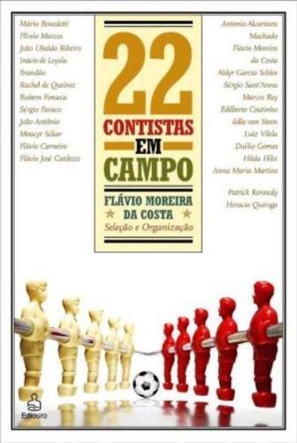 9788500020247: 22 Contistas em Campo (Em Portuguese do Brasil)