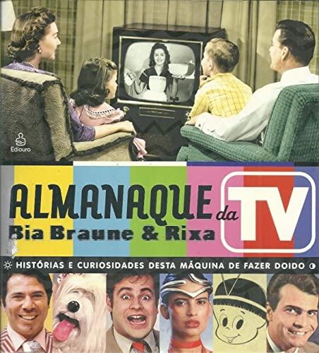 9788500020704: Almanaque Da TV (Portuguese Edition)