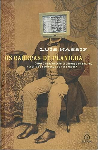 Os Cabe?as-de-planilha: Luis Nassif