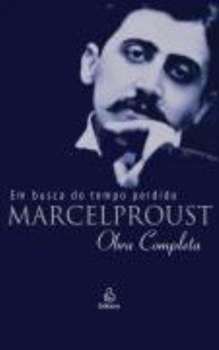 9788500025525: Em Busca Do Tempo Perdido - 3 Volumes (Em Portuguese do Brasil)