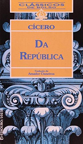 9788500102387: Da República (Em Portuguese do Brasil)