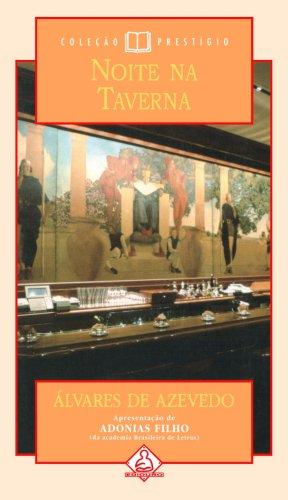 Noite na Taverna (Portuguese Edition) - Alvares De Azevedo