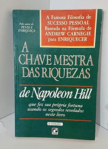 9788501010612: Chave Mestra Das Riquezas, A (Em Portuguese do Brasil)