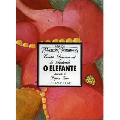 9788501022820: O Elefante - Coleção Abre-Te Sesamo (Em Portuguese do Brasil)