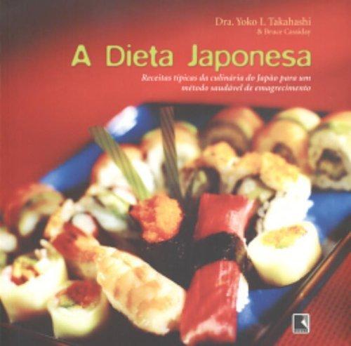 9788501027559: A Dieta Japonesa - Recomposição (Em Portuguese do Brasil)