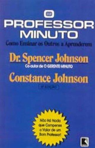 9788501031075: O Professor Minuto (Em Portuguese do Brasil)