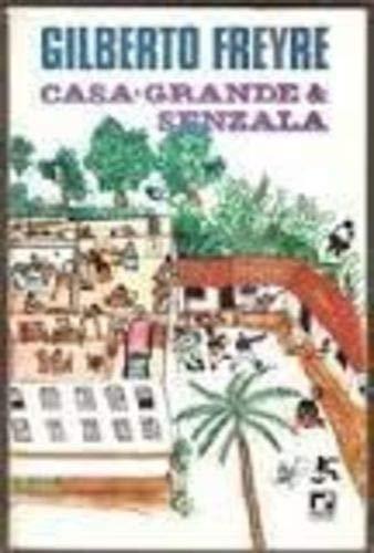 9788501033703: Casa Grande & Senzala (Portuguese)