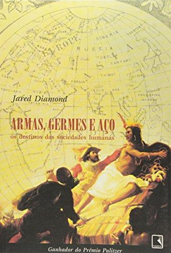 9788501056009: Armas, Germes E Aço (Em Portuguese do Brasil)