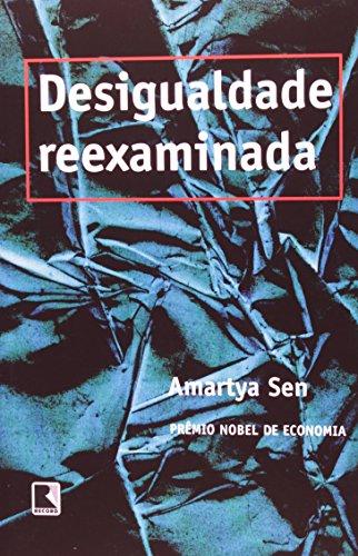 9788501057051: Desigualdade Reexaminada (Em Portuguese do Brasil)