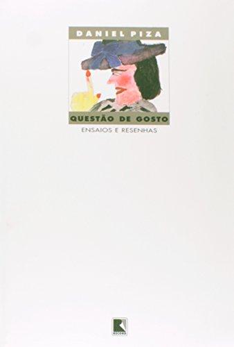 9788501057952: Questao de gosto: Ensaios e resenhas (Portuguese Edition)