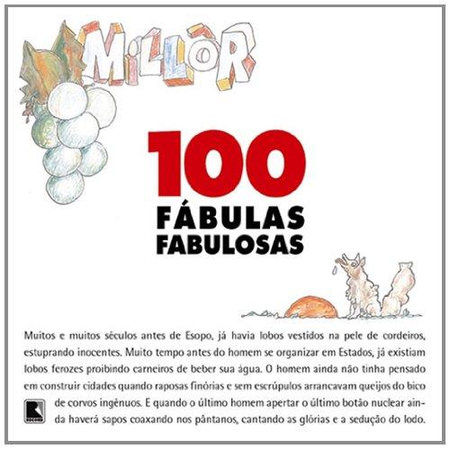 9788501066565: 100 Fabulas Fabulosas (Portuguese Edition)