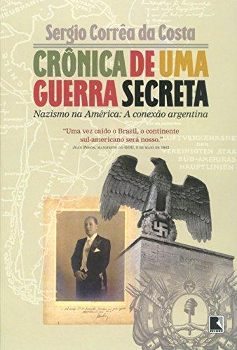 9788501070319: Crônicas de uma Guerra Secreta