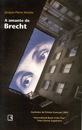 9788501070463: A Amante de Brecht (Em Portuguese do Brasil)