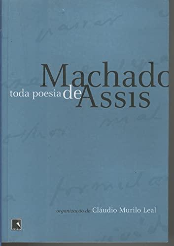 9788501073402: Toda Poesia de Machado de Assis (Em Portuguese do Brasil)