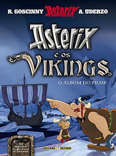 9788501076311: Asterix E Os Vikings
