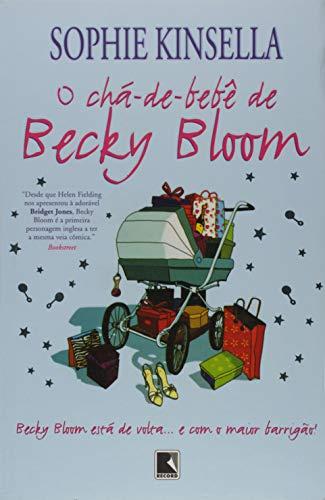 9788501079299: Cha-De-Bebe de Becky Bloom (Em Portugues do Brasil)