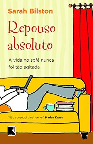 9788501084682: Repouso Absoluto: A Vida No Sofa Nunca Foi Tao Agi (Em Portugues do Brasil)