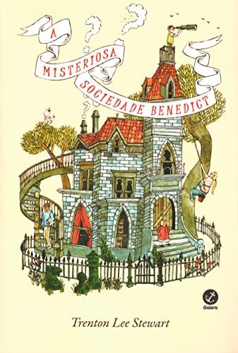 9788501086099: Misteriosa Sociedade Benedict (Em Portugues do Brasil)