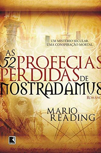 9788501087560: As 52 Profecias Perdidas De Nostradamus (Em Portuguese do Brasil)