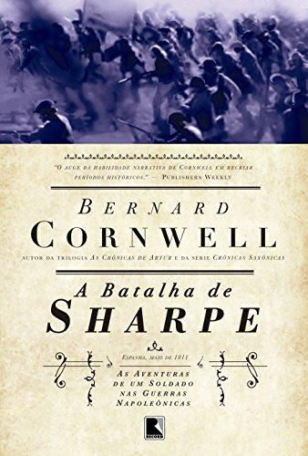 9788501103048: A Batalha de Sharpe - Vol. 12 (Em Portugues do Brasil)