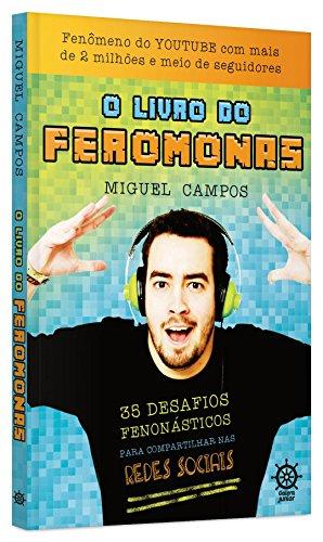 9788501106520: O Livro do Feromonas (Em Portugues do Brasil)
