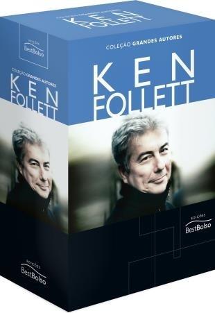 9788501300560: Box Ken Follett - Vol. 2: Uma Fortuna Perigosa / Noite Sobre as Aguas / O Voo da Aguia (Ed. de Bolso) (Em Portugues do Brasil)