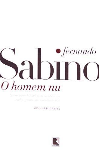 O HOMEM NU: Sabino, Fernando