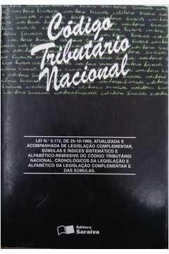 Codigo tributario nacional (Legislacao brasileira) (Portuguese Edition): Brazil
