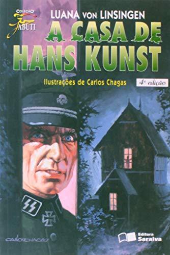 9788502022324: Casa de Hans Kunst, A - Colecao Jabuti