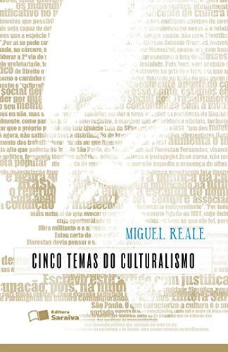 9788502031951: Cinco temas do culturalismo (Portuguese Edition)