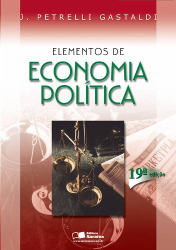 9788502048683: Elementos de Economia Politica (Em Portuguese do Brasil)