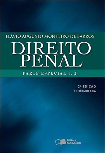 9788502052246: Direito Penal. Parte Especial - Volume 2 (Em Portuguese do Brasil)